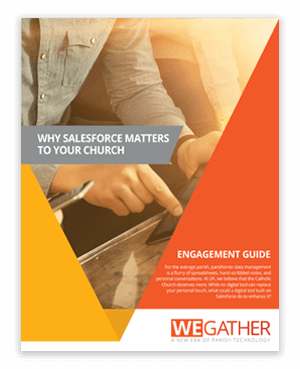 WeGather Salesforce Brochure