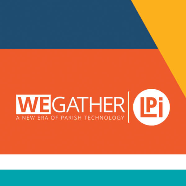 WeGather - a New Era of Parish Technology
