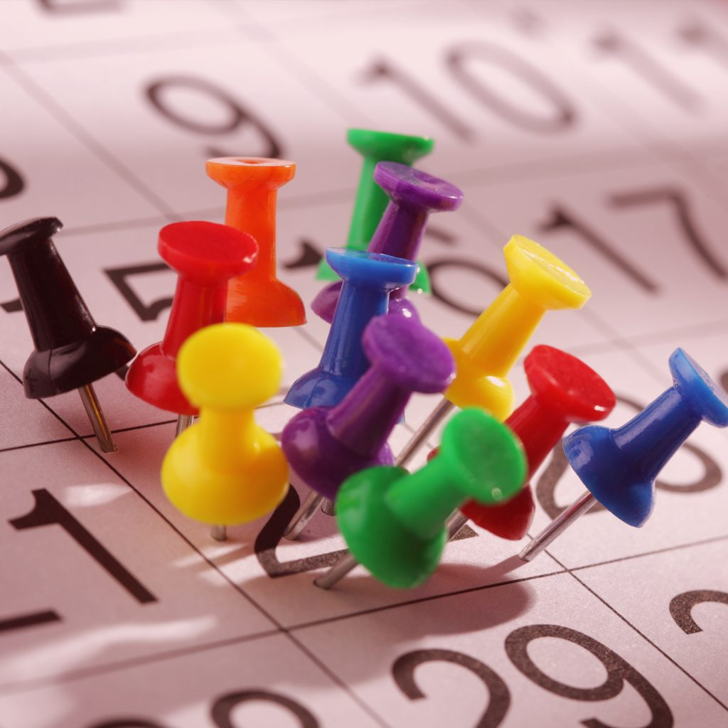 Why Your Staff Should Share Calendars