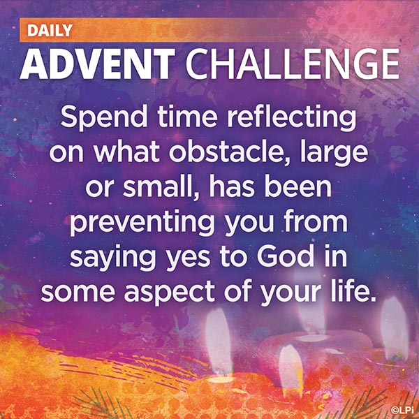 Daily Advent Challenge Dec. 08