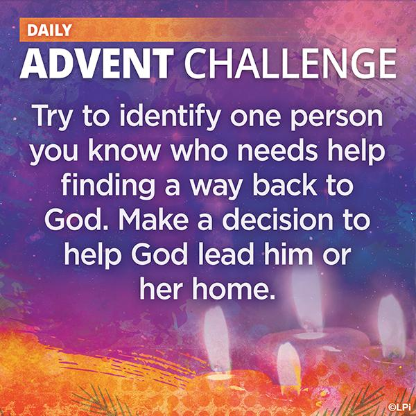 Daily Advent Challenge Dec. 11