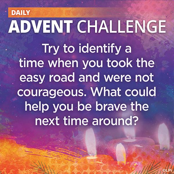 Daily Advent Challenge Dec. 13