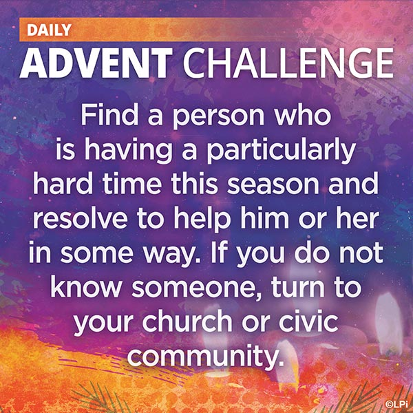 Daily Advent Challenge Dec. 14