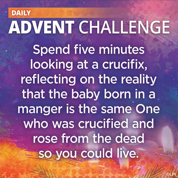 Daily Advent Challenge Dec. 15