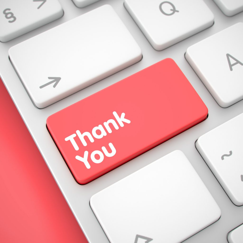 Fresh Ideas for Saying Thank You to End-of-Year Donors